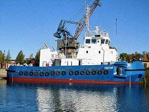 Pr.37 Pusher Tugboat
