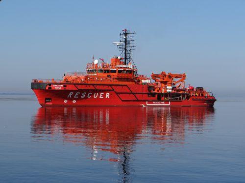 The Multi-mission Salvage Vessel of Pr.MPSV 07