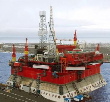 The Prirazlomnaya Offshore Ice-proof Fixed Platform (OIFP)