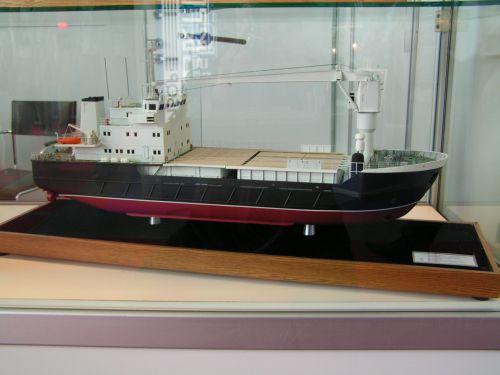 Крановое судно пр. 20360