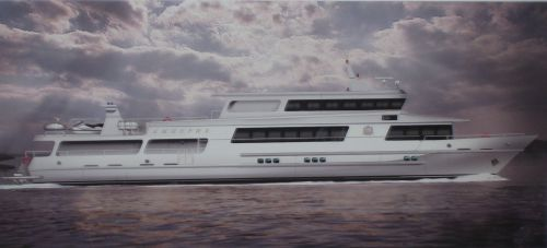 The Imperia boat of Project 3560