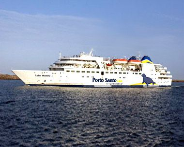 The Pr. P1041 passenger ferry