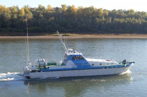 The Pr. 102-001 passenger vessel