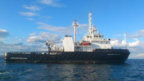 Морской буксир, проект 22030