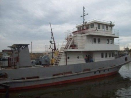 Pr. Р103А river-going tugboat